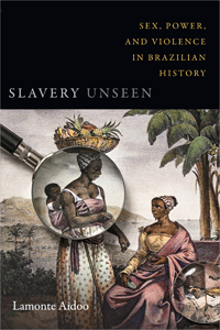 Slavery Unseen Book Jacket